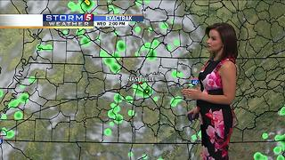 Bree's Evening Forecast: Tues., July 25, 2017 - Video