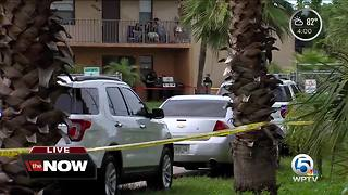 PBSO investigating discovery of body near 45th Street - Video