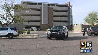 Security guard stabbed in Tempe