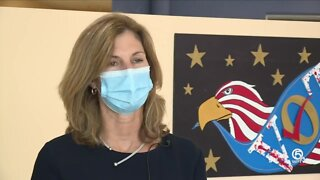 Voters offered free coronavirus testing after election poll worker tests positive for virus
