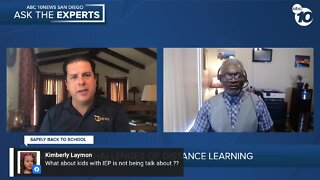 Ask The Experts: Navigating Distance Learning