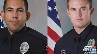 Fundraiser planned for TPD officers shot - Video