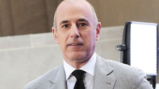 "Lauer ""Apologizes""; Some Things Being Said About Me Not True; Enough Truth To Be Embarrassed! - Video"