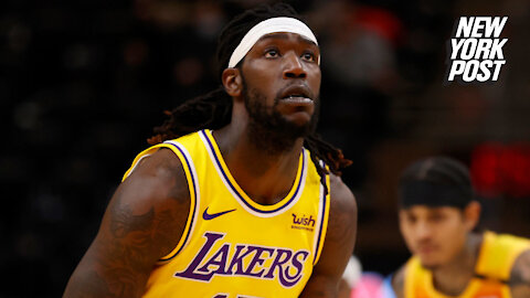 Lakers forward Montrezl Harrell causes stir with ominous tweet