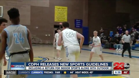 Let Them Play Kern County discusses return of youth sports following settlement