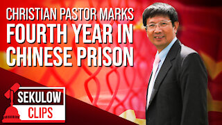 Christian Pastor Marks Fourth Year in Chinese Prison