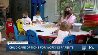 Child care options for working parents