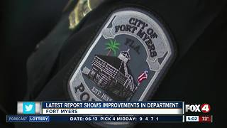 Latest Freeh Report shows improvements in Fort Myers Police Department - Video