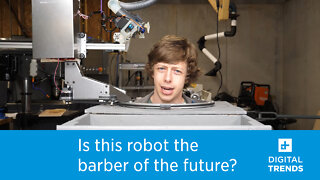 Haircutting Robot