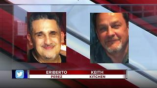 Victims identified in two workplace shootings