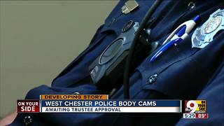West Chester police could soon get body cams - Video