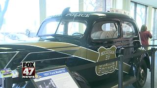 New museum for Michigan State Police opens Wednesday - Video