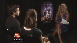 "Hot Topics chats with the stars of ""Rules Don't Apply"""
