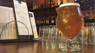 Glitter Beer adds shimmer to your lager! - Video