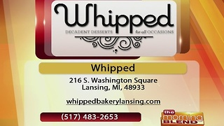 Whipped Bakery -12/12/16 - Video