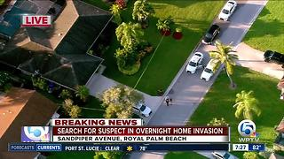 Home invasion investigated in Royal Palm Beach - Video