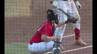 Las Vegas Ballpark played host to a scouting weekend