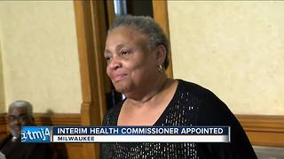 Milwaukee Common Council appoints interim health commissioner amid lead trouble - Video