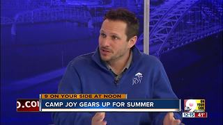 Camp Joy gears up for summer