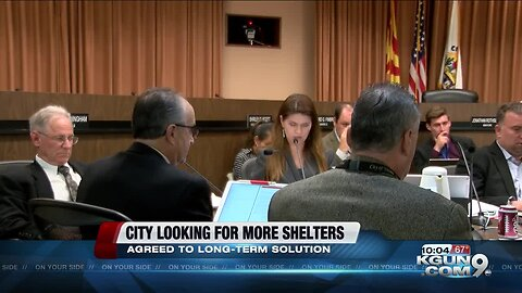 City officials agree to finding more locations to shelter migrants seeking asylum