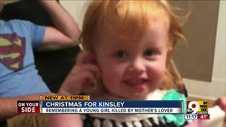 Toy drive in memory of murdered 2-year-old - Video