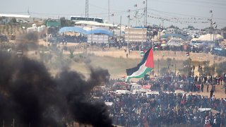 Palestinians Continue 'Return' Protests Along Gaza-Israel Border - Video