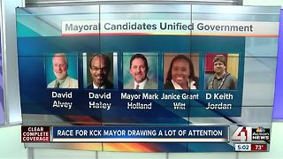 KCK mayor election primary: What does the community want? - Video