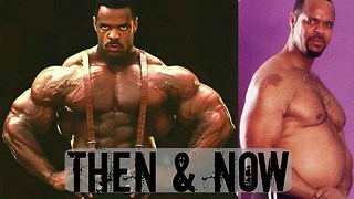 5 Monster Bodybuilder's Then And Now