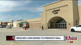 Loan to Fremont Mall denied - Video