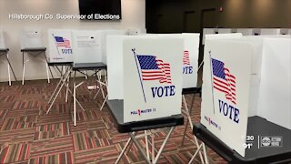 Extra recruiting efforts used to keep Tampa Bay area polling places staffed on Election Day