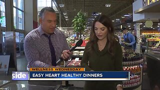 Wellness Wednesday: heart healthy dinner