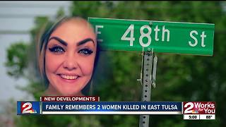 Family and friends remember victims of double homicide - Video