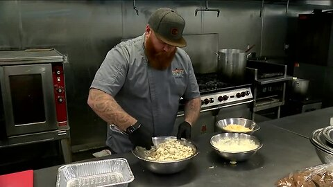 J Street Food Truck parked, owners shift focus to cooking family meals at commissary
