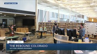 The Rebound: Anythink Libraries reopening