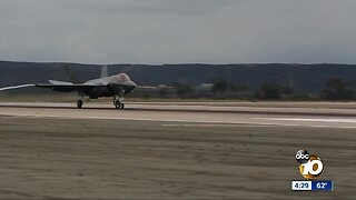 F-35C arrives in Miramar