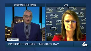 Prescription Drug Take-Back Day set for April 24