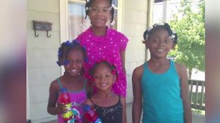 No arrest in deadly fire that claimed the lives of four young sisters one year ago - Video