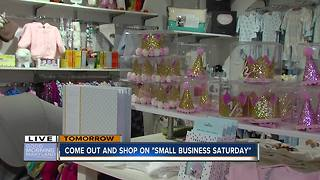 Shop local on Small Business Saturday - Wee Chic2 - Video