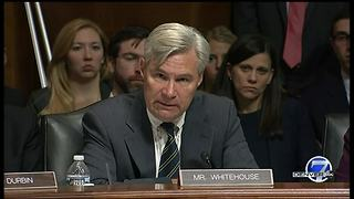 Sen. Whitehouse says he doesn't believe Kavanaugh's claims about yearbook