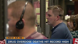 Record Number Of Tennesseans Die Of Drug Overdoses In 2015 - Video