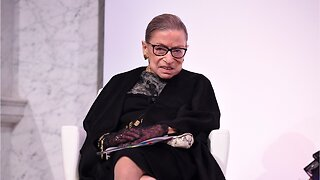 Ruth Bader Ginsburg Hospitalized For Gallbladder Condition
