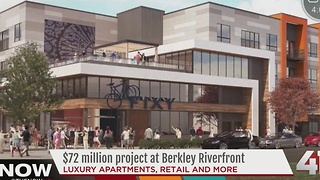 $72 million project aims to shake up Kansas City Riverfront - Video