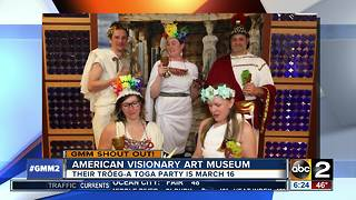 Good morning from the American Visionary Art Museum - Video