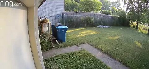 Lorain PD looking for naked man caught loitering in backyard