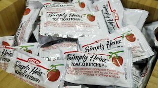 Takeout Demand Causes Heinz Ketchup Shortage