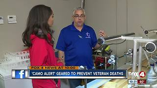 Camo Alert waits another year before saving veterans lives - Video