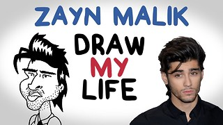 Zayn Malik | Draw My Life - Video