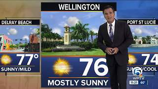 Sunday night 11pm weathercast - Video