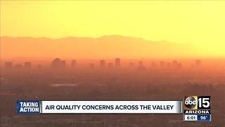 Air quality concerns continue to grow across Valley
