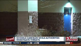 Plattsmouth Community Schools cancels classes after two threats